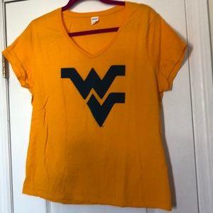 Hanes West Virginia University Shirt